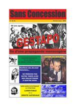 Couverture SC N° 18-19, 2006