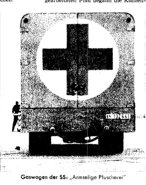 Fake Gas Van, taken from: Der Spiegel, no. 51, 16 December 1968, p. 92