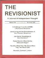 The Revisionist, No. 1, Nov. 1999