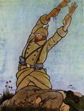 Codoh Com Anti German Propaganda During Wwi