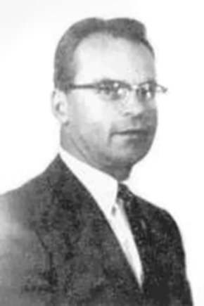 Dr. James J. Martin in 1961