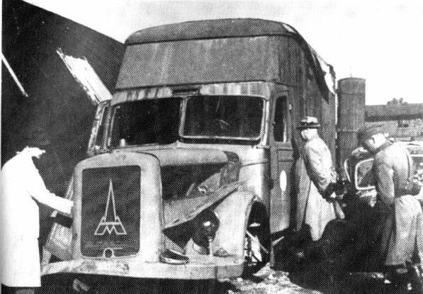 Alleged Chelmno Gas Van
