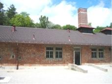 Dachau Crematorium exterior