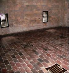 Dachau Zyklon ports