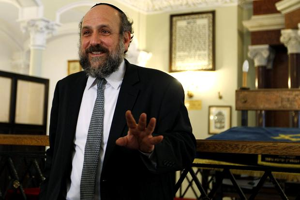 Rabbi Schudrich