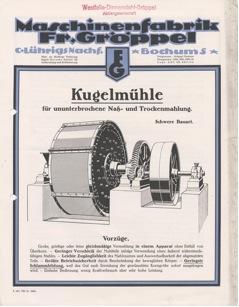 Company Prospectus Franz Groeppel
