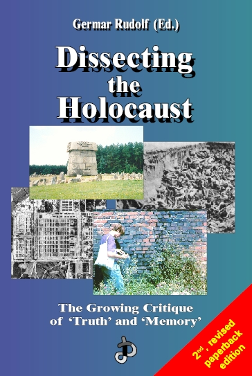 Dissecting the Holocaust