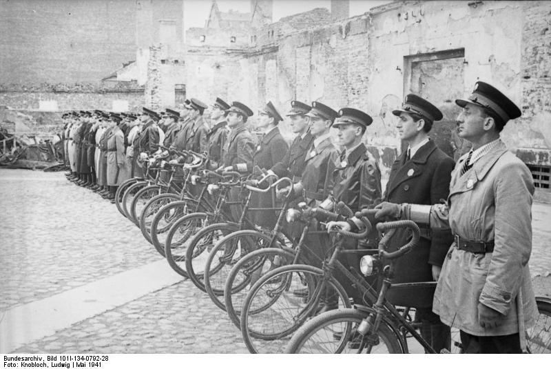 Jewish ghetto police