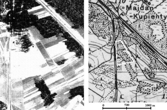 Treblinka Air Photo May 15, 1944