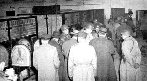 Members of Congress at Buchenwald