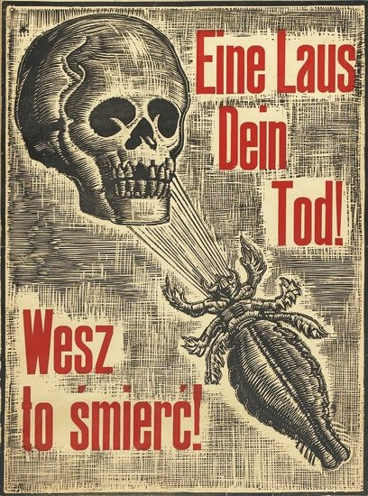 One Louse, Your Death!