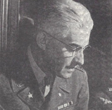 US Army Colonel Murray C. Bernays