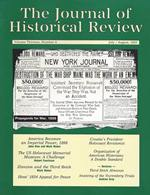 The Journal of Historical Review - cover