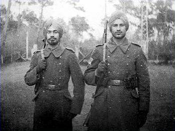 Soldiers of the Indian Legion