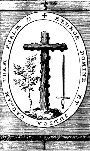 The emblem of the Inquisition
