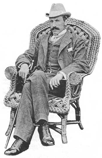 Sir Alfred Milner, British High Commissioner for South Africa
