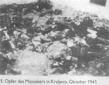 Victims of the Soviets falsely portrayed as Nazi victims