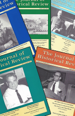 The Journal of Historical Review - covers