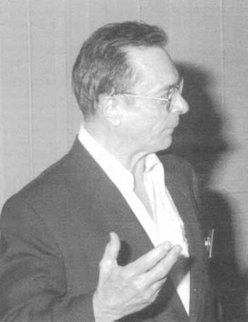 Arthur Butz at the 13th IHR Conference, May 27-29, 2000