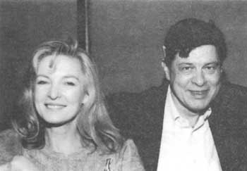 Michele Renouf and Joe Sobran