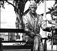 Jan Karski and The Bench