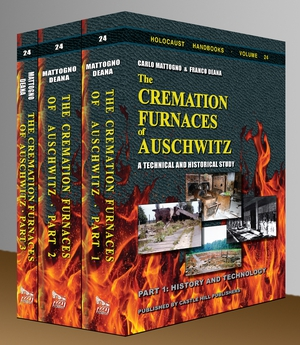 Mattogno's Opus Magnum on Cremation Furnaces Finally Available