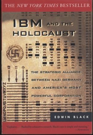 Edwin Black, 'IBM and the Holocaust'