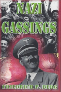 Cover of Friedrich Berg's Nazi Gassings