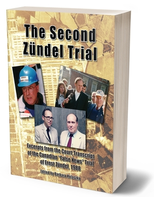 B. Kulaszka's Book on the Second Zündel Trial Back in Print
