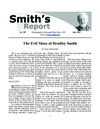 Smith's Report # 207 is now online !