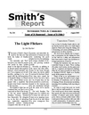 SMITH'S REPORT #214, August 2015, is now online