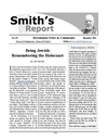 SMITH'S REPORT #215, September 2015, is now online
