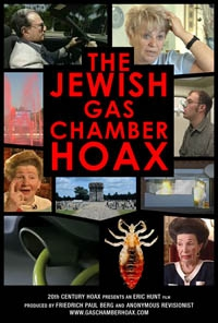 Eric Hunt: The Jewish Gas Chamber Hoax