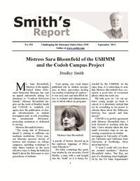 Smith's Report No. 193 (September 2012) online