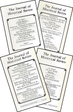 The Journal of Historical Review on CODOH