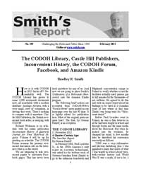 Smith's Report No. 195 (February 2013) online