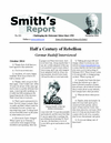 SMITH'S REPORT #211, December 2014, is now online